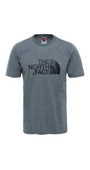 """The North Face M's Easy S/S Tee TNF Medium Grey Heather"""